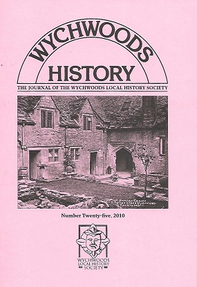 wychwood local history society journal