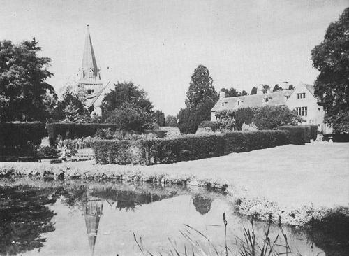 Prebendal House, after 1912