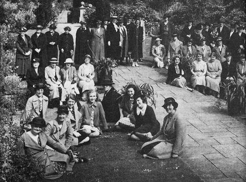 Wychwood Womens Institute - 'Coming of Age', 1939