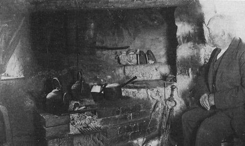 Arthur Gee, Fifield, early 1900s