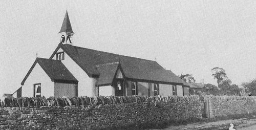 The Iron Church, Lyneham, 1931
