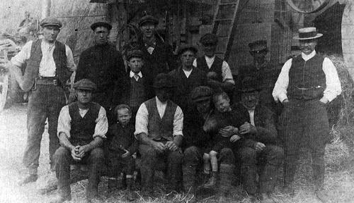 Lyneham Farm, 1914