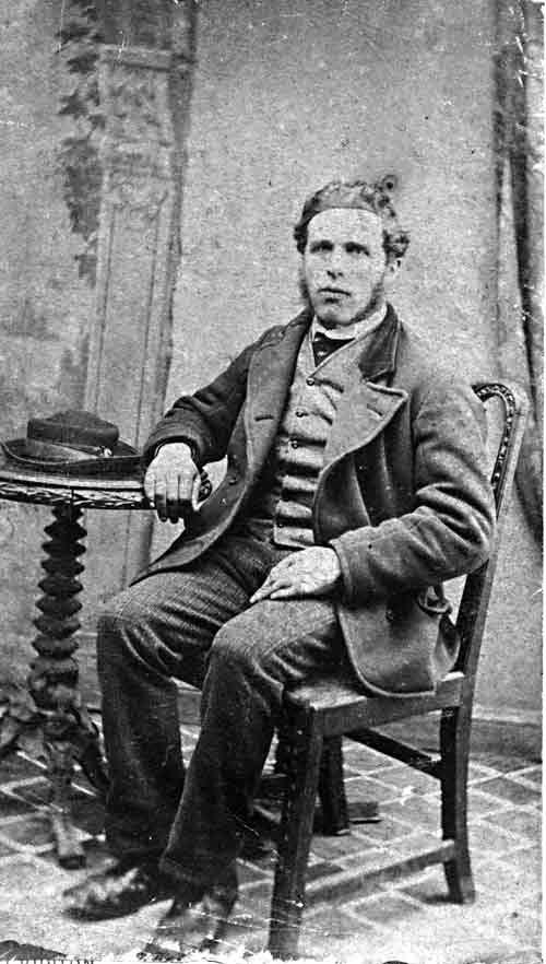 Thomas Longshaw of Shipton born 1859