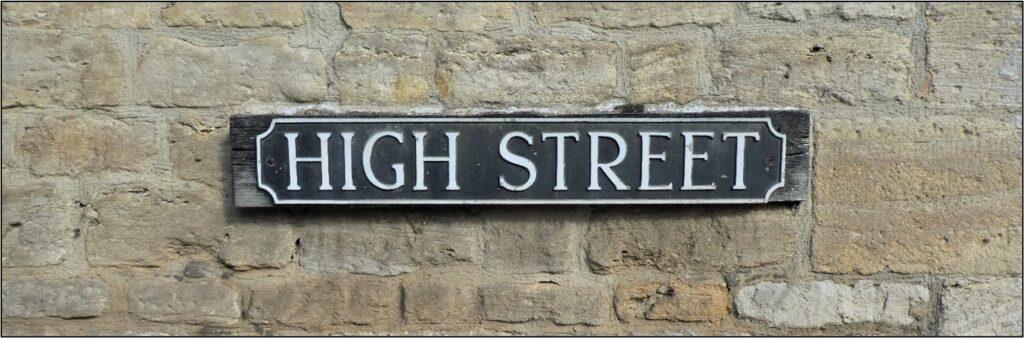 High Street Milton