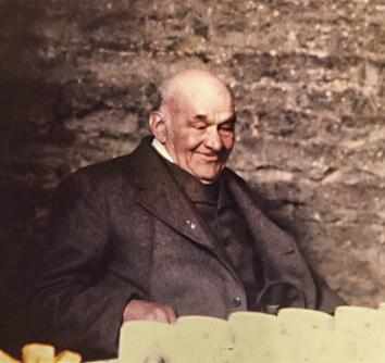 Fred Tidmarsh in Lyneham